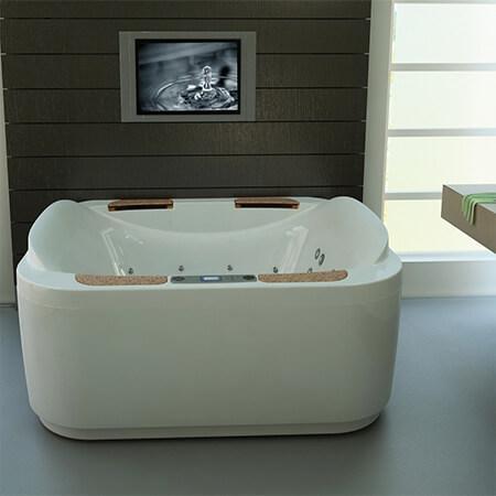 Ванна с гидромассажем Oriental Express Wgt, купить в интернет-магазине
