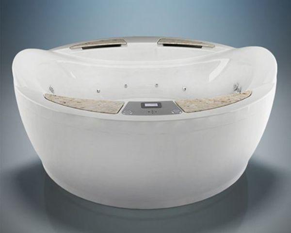 Купить гидромассажную ванну Coliseum 1800 WGT, ванна 180 см, в интернет-магазине