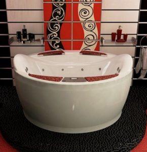 Гидромассажная ванна Coliseum 1800 WGT, ванна 180 см, купить в Киеве