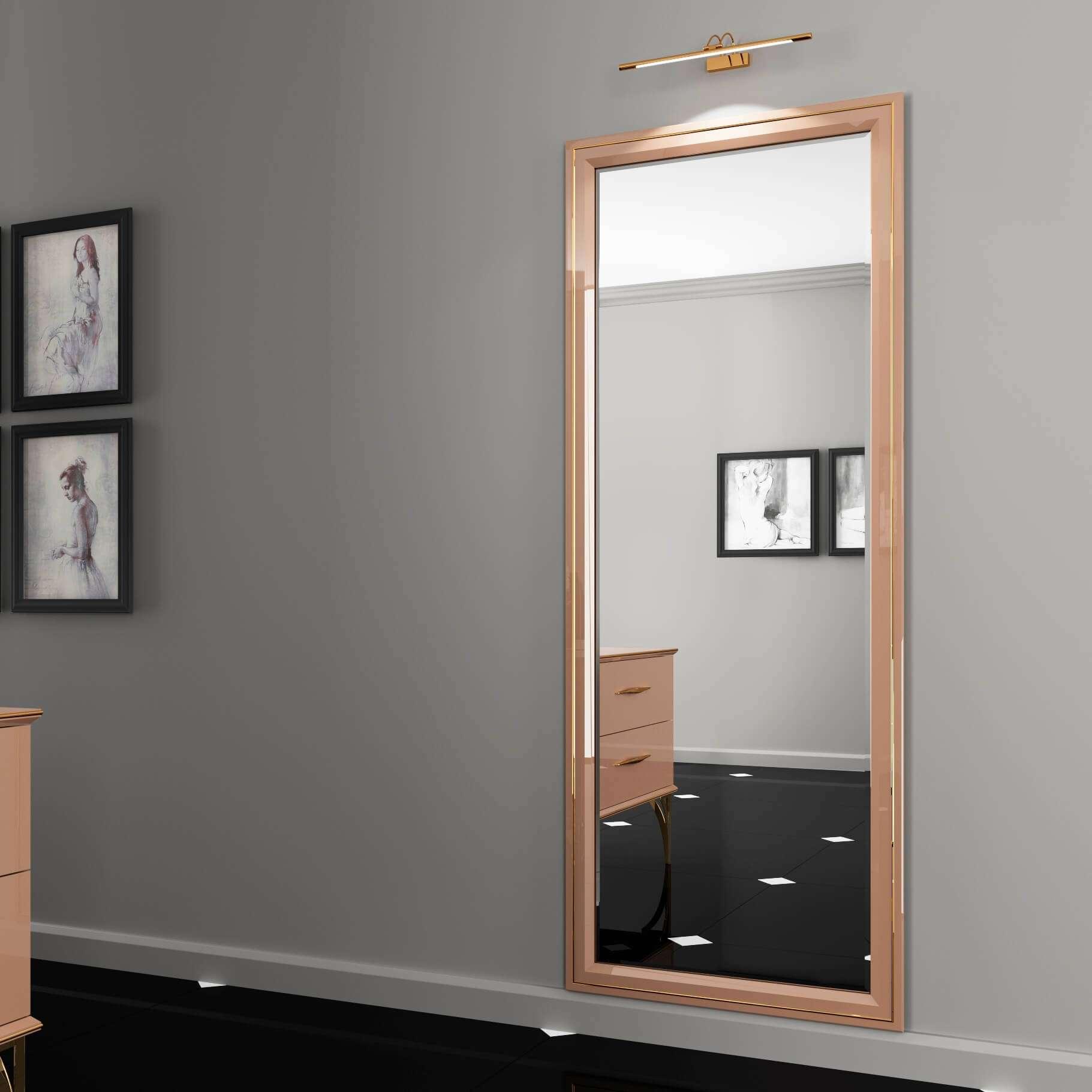 Зеркало настенное декоративное Кассандра Марсан