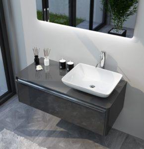 Купить современный гарнитур в ванную BRIGITTE Марсан (Бриджит)