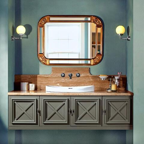 мебель для ванной по индивидуальному заказу