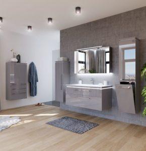 Купить комплект в ванную современного стиля Pascal Marsan. Новинка!