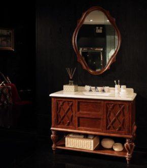 Роскошный комплект в ванную комнату GODI (Годи, Годі) из дерева, Киев