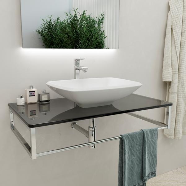 Данные кронштейны используются для установки раковин, столешниц в ванной.